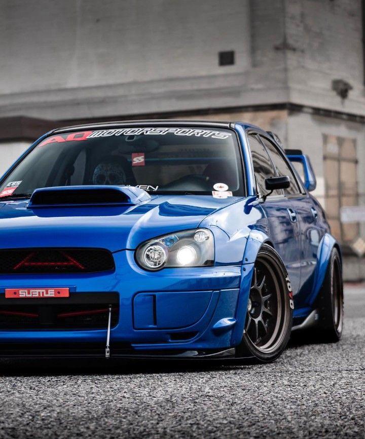 Pin op Subaru lovers