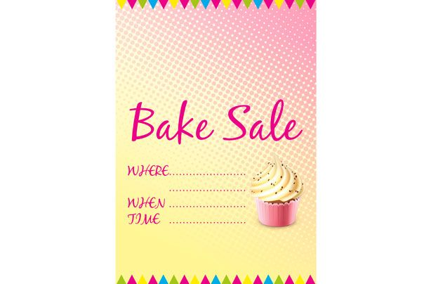 Free bake sale signs and labels - goodtoknow - School Cafeteria - free for sale signs for cars