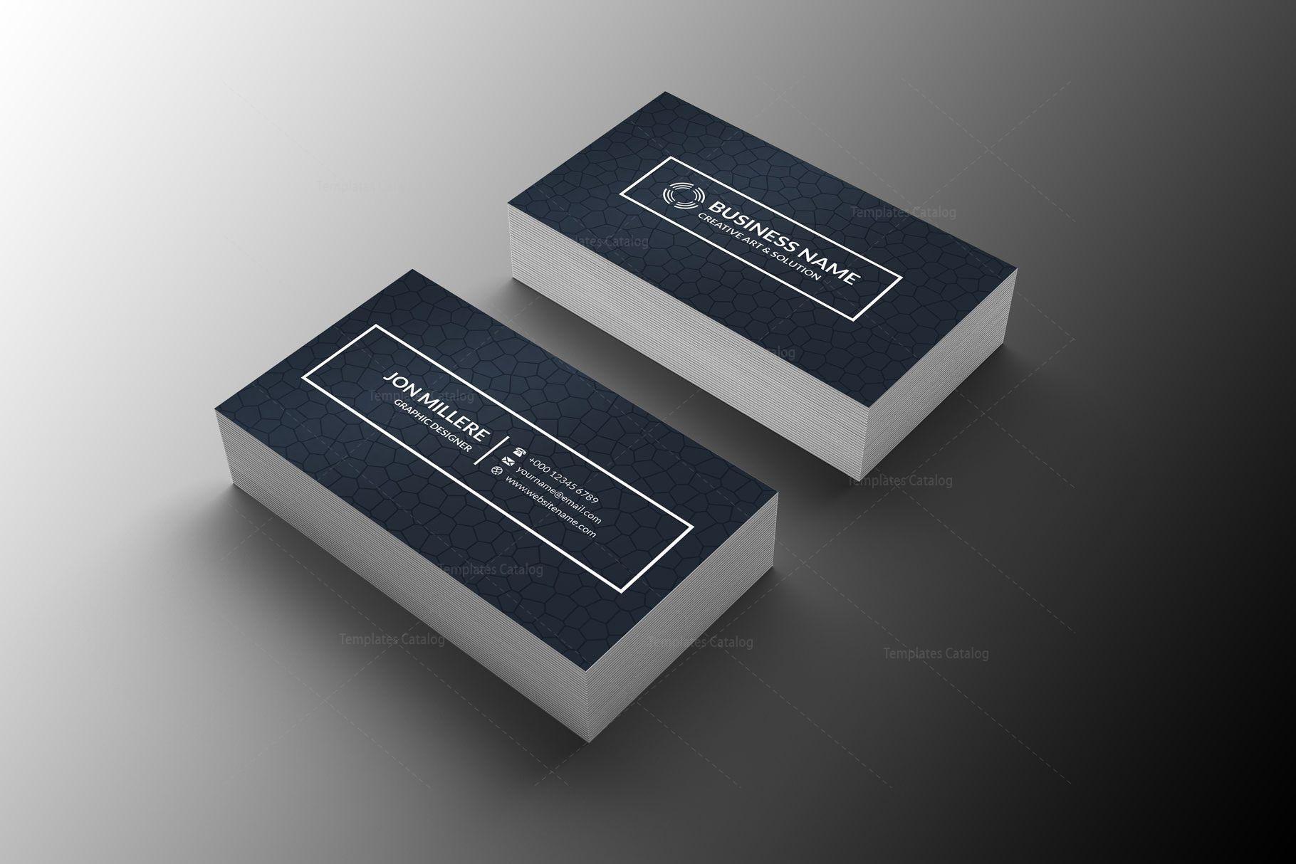 Engineer Minimal Business Card Design Graphic Templates Business Card Design Minimal Minimal Business Card Business Card Design
