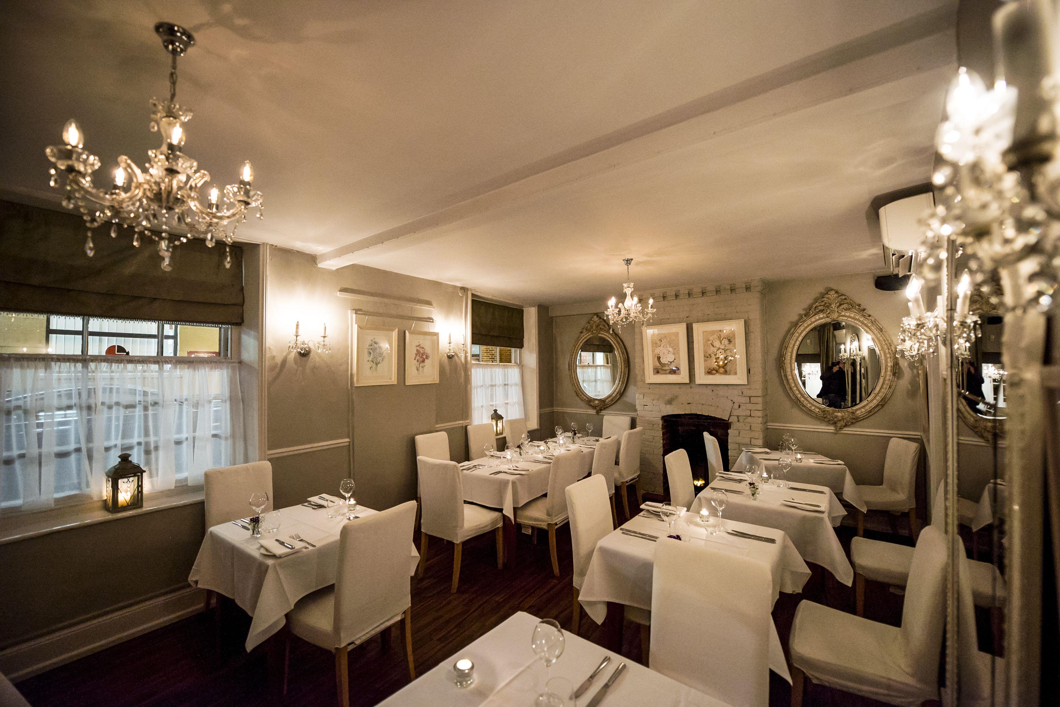 Bishops Restaurant Norwichs Sexiest Frostmagazine