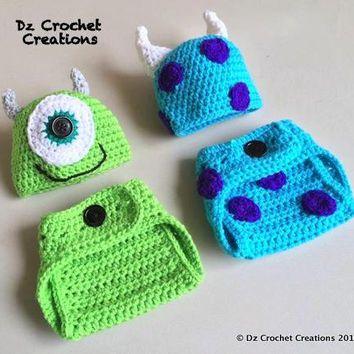 d46954c2730 Best Crochet Monsters Inc Products on Wanelo