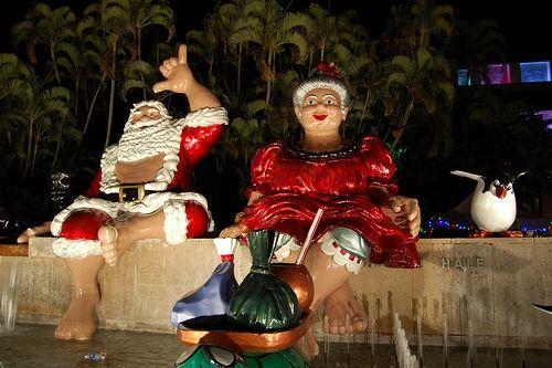 Christmas in Hawaii mele kalikimaka Christmas