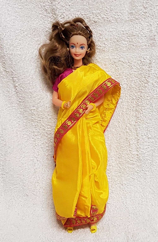 Samlarbarbie Barbie in India 90talet Matell (355689310) ᐈ