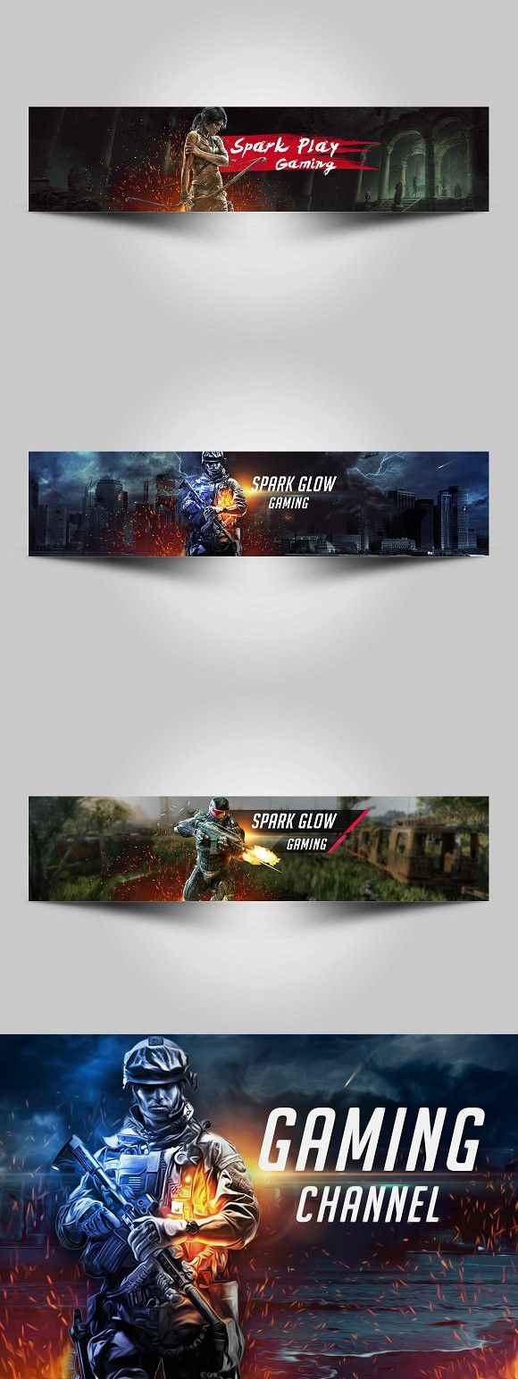 Youtube Gaming Channel Art Youtube Banner Design Channel