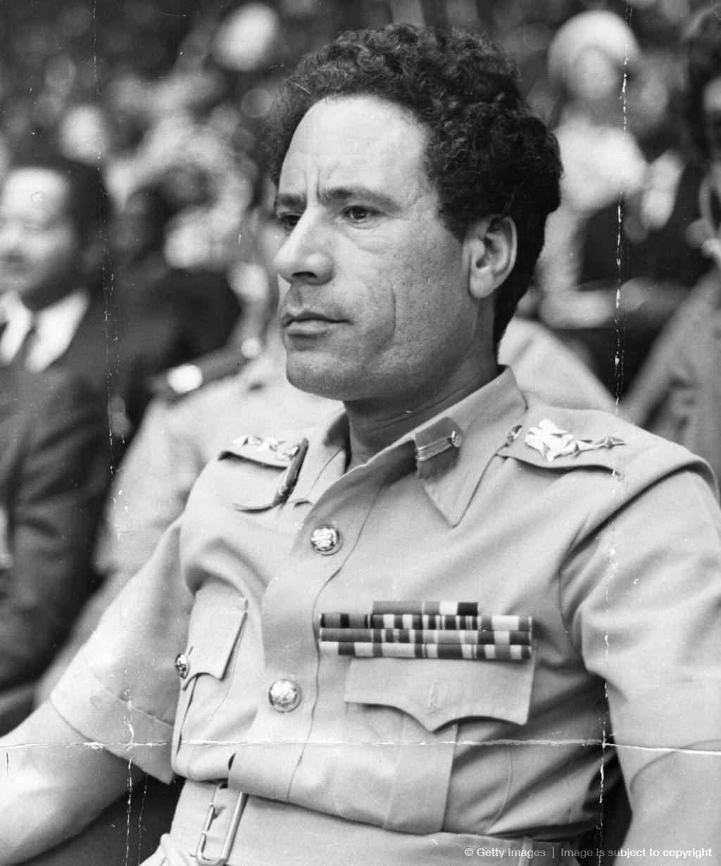 Colonel Gaddafi Muammar Gaddafi Historical People History