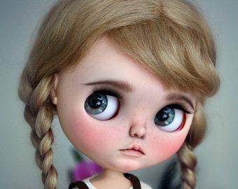 Mischa custom Blythe doll by Jodiedolls