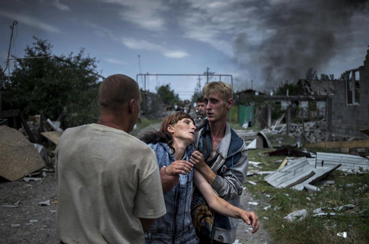 Фотографии года по версии World Press Photo — Meduza ...