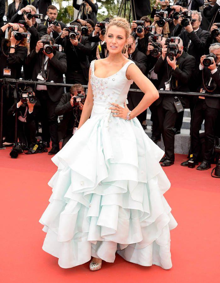 La robe de princesse - Cannes 2016   les plus belles robes de Blake Lively  sur la Croisette - Elle 9d3ee259f99