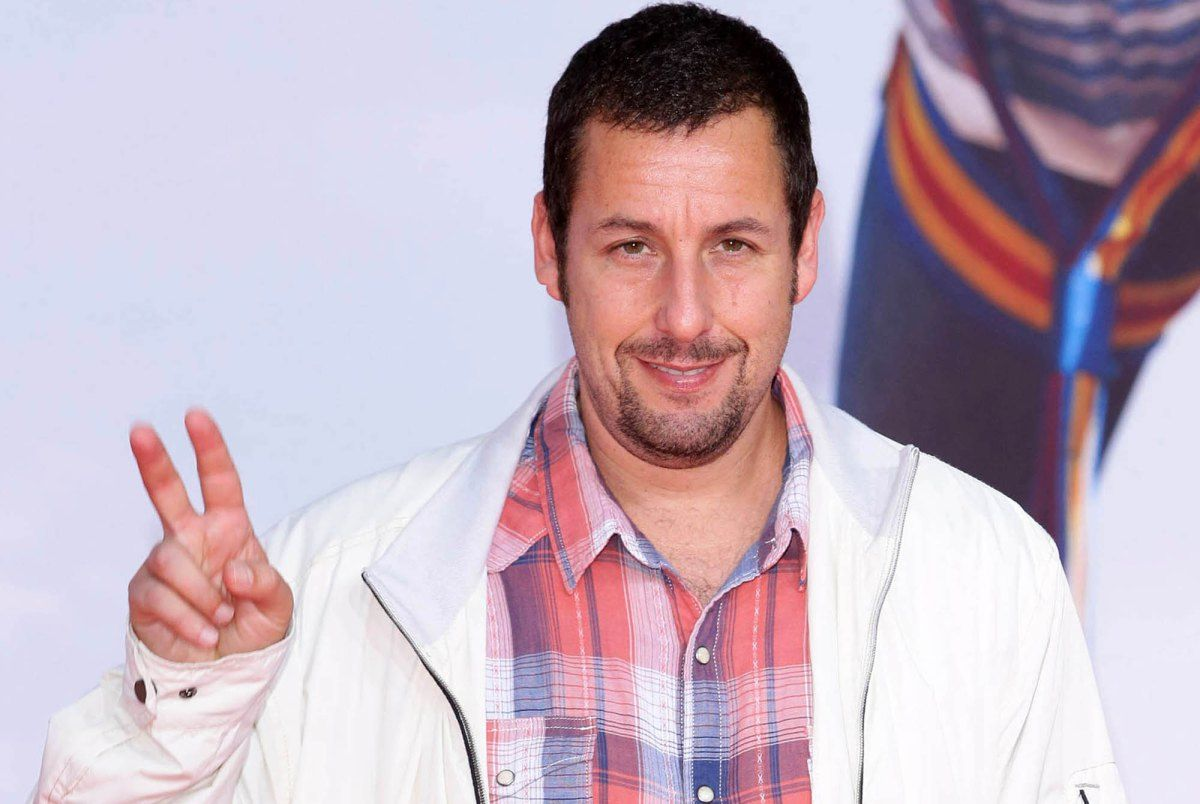 Adam Sandler Announces 4 Movie Exclusive Deal With Netflix