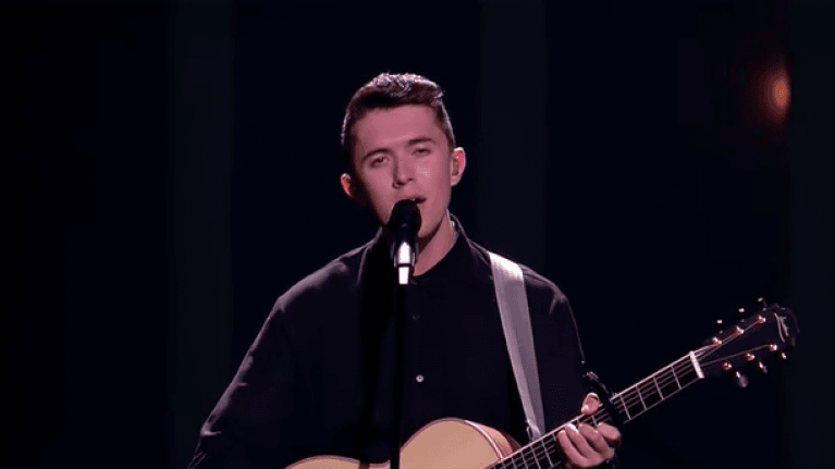 China Censored Ryan O Shaughnessy S Eurovision Performance So They Re Being Banned From Showing The Main Event