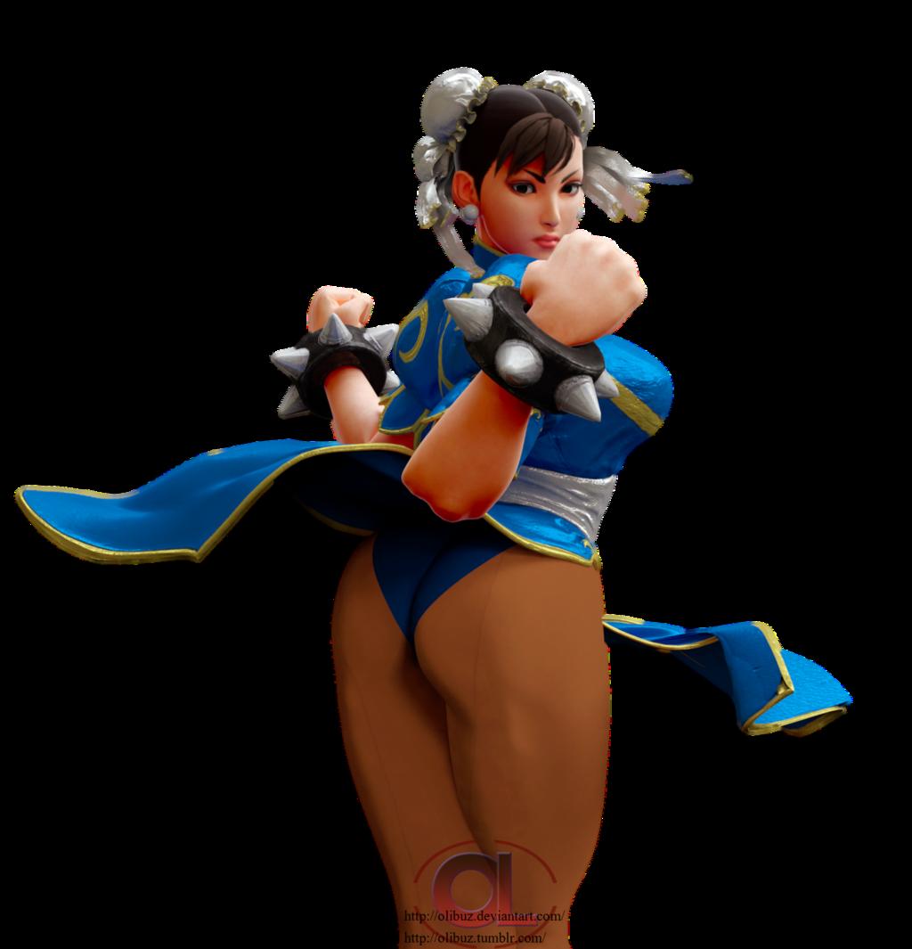 Chun Li 3d Render Pose Homare Inspired Pose By Olibuz Chun Li Chun Li Street Fighter Poses