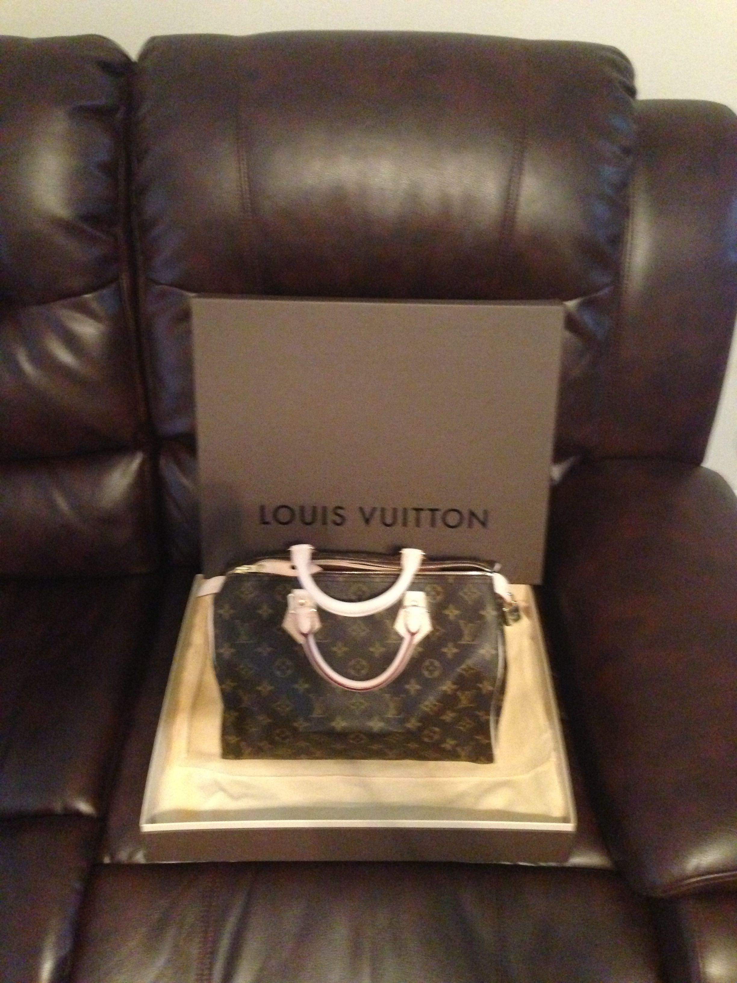 17ea4476150b Louis Vuitton speedy 30 Louis Vuitton Speedy 30
