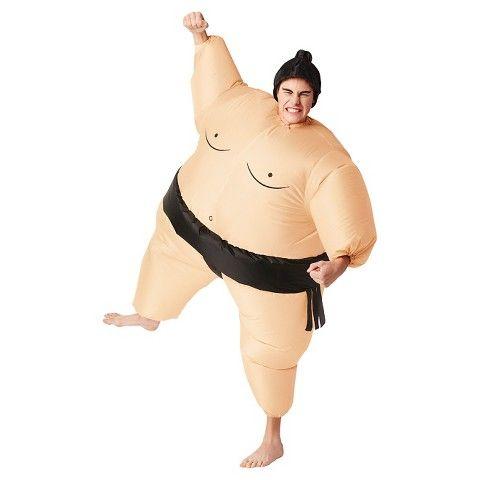 Menu0027s Inflatable Sumo Wrestler Costume  sc 1 st  Pinterest & Menu0027s Inflatable Sumo Wrestler Costume   Halloween 2015   Pinterest ...