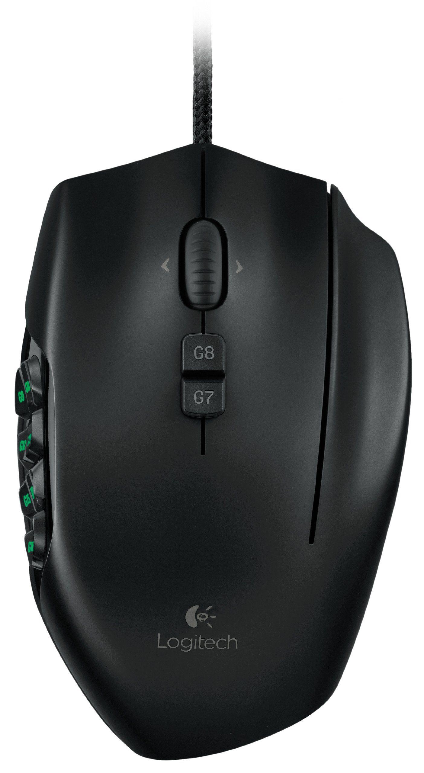 20ee72c9352 Logitech G600 MMO Gaming Mouse, RGB Backlit, 20 Programmable Buttons,#Gaming,  #Mouse, #MMO, #Logitech