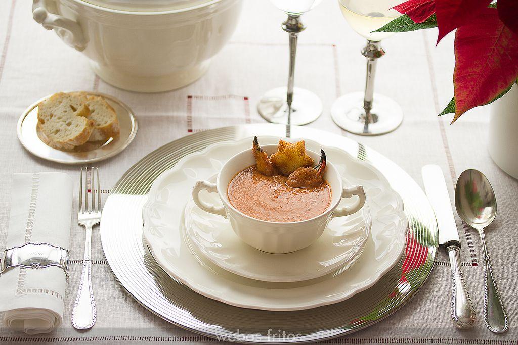 Cocinar Necoras | Crema De Necoras Ideas Para Navidad Pinterest Sencillo