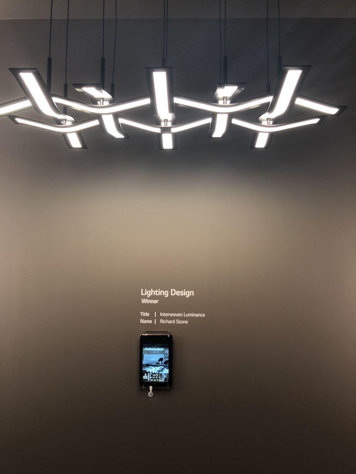 Luflex Lg Oled Lights