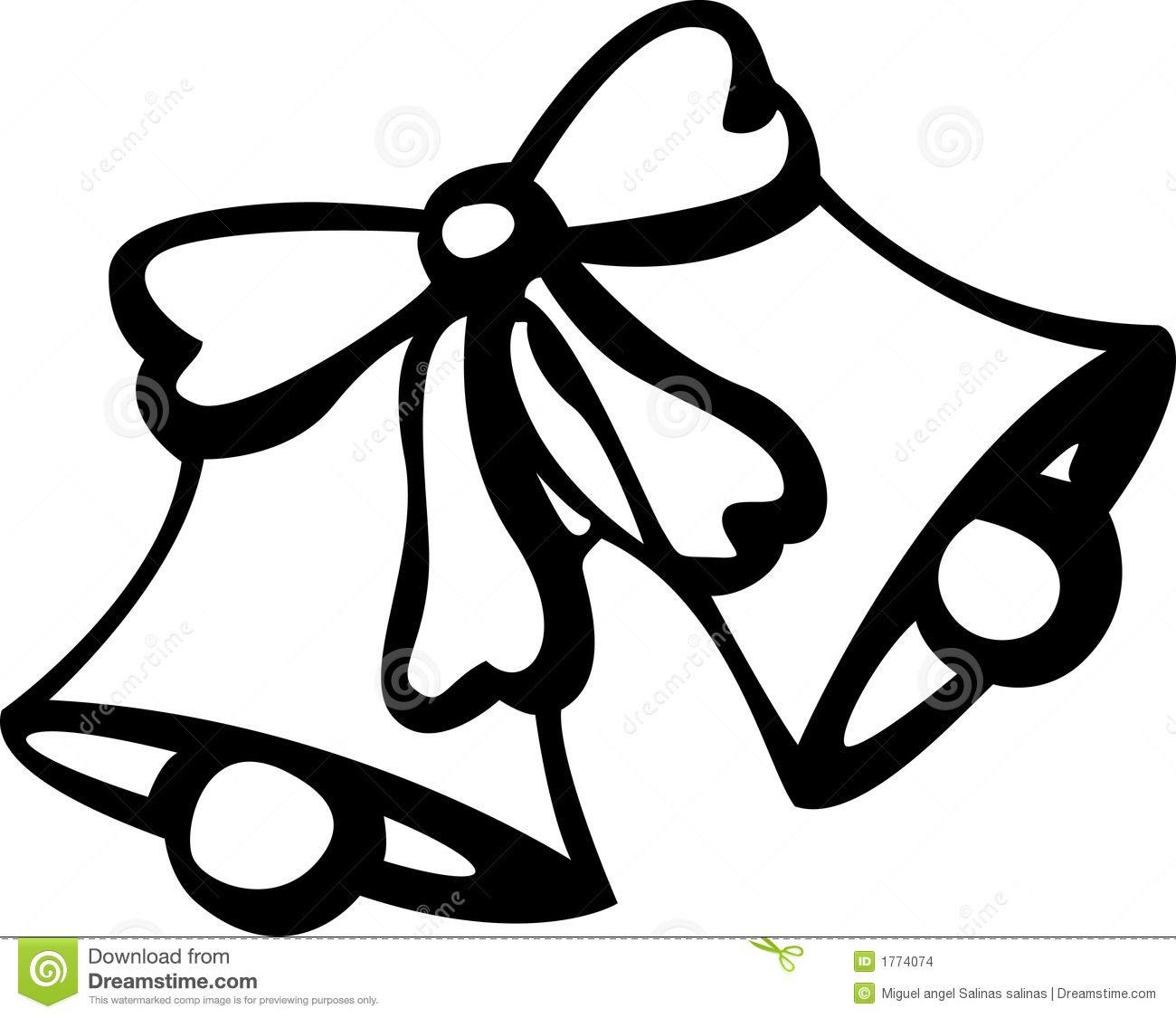 Black And White Wedding Cake Clip Art