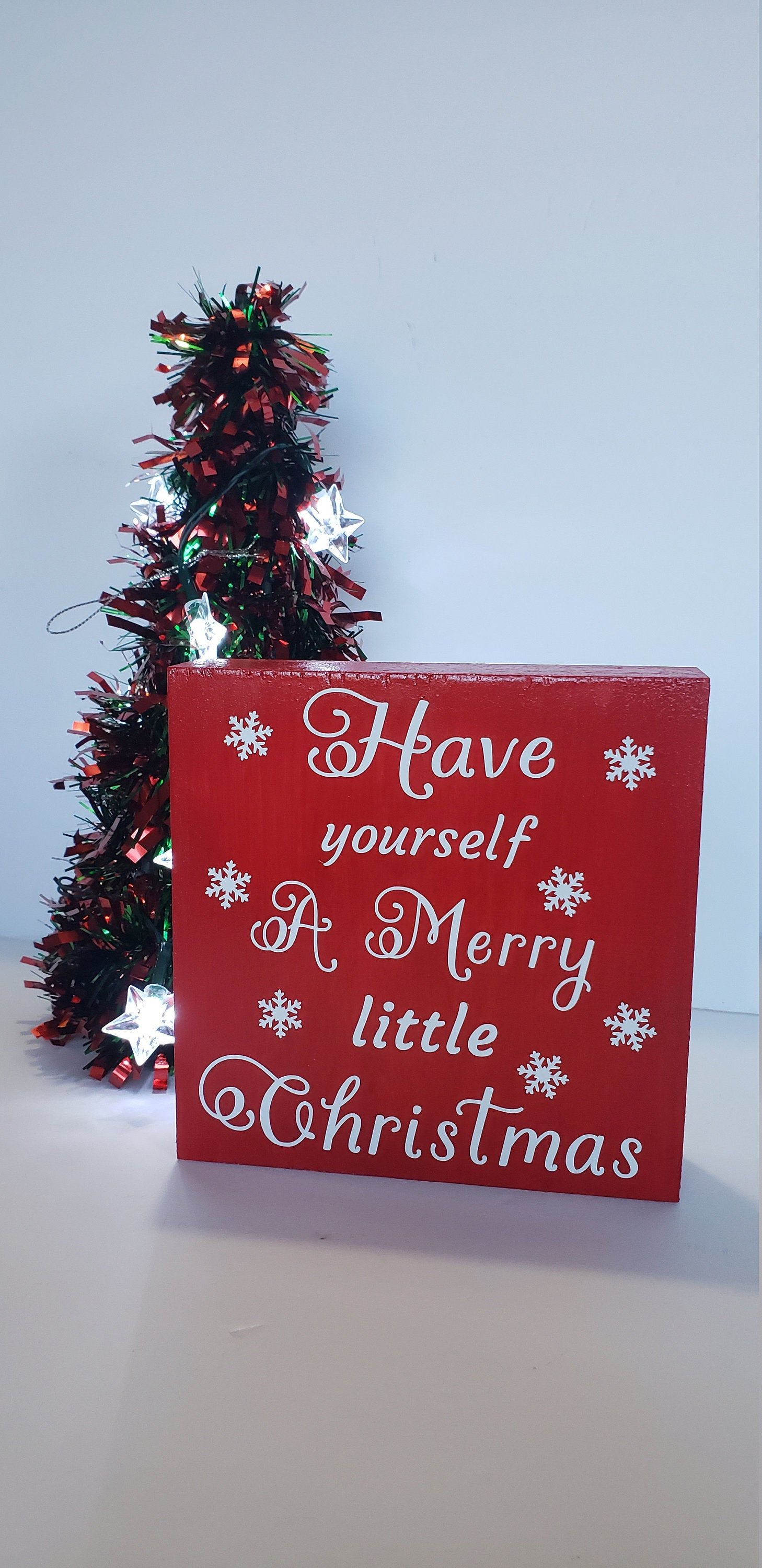 Need a gift for family or friends? take a look at this 6x6x1.5