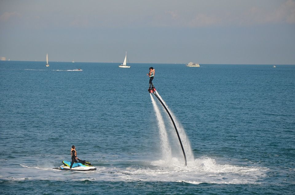 Top Ten Water Sports to Try on Your Summer Vacation Trip | Anna maria  island florida, Anna maria island, Vacation trips