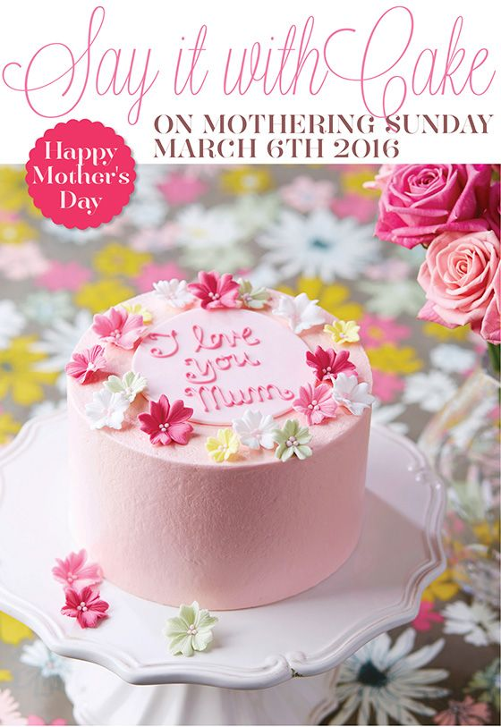 Beautiful Mother S Day Cake By Peggy Porschen With Pink