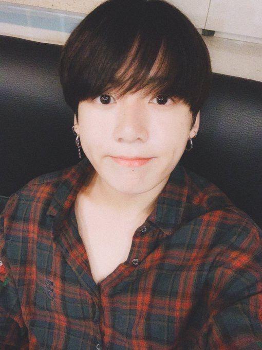 Jungkook cut his hair #jungkooklonghair