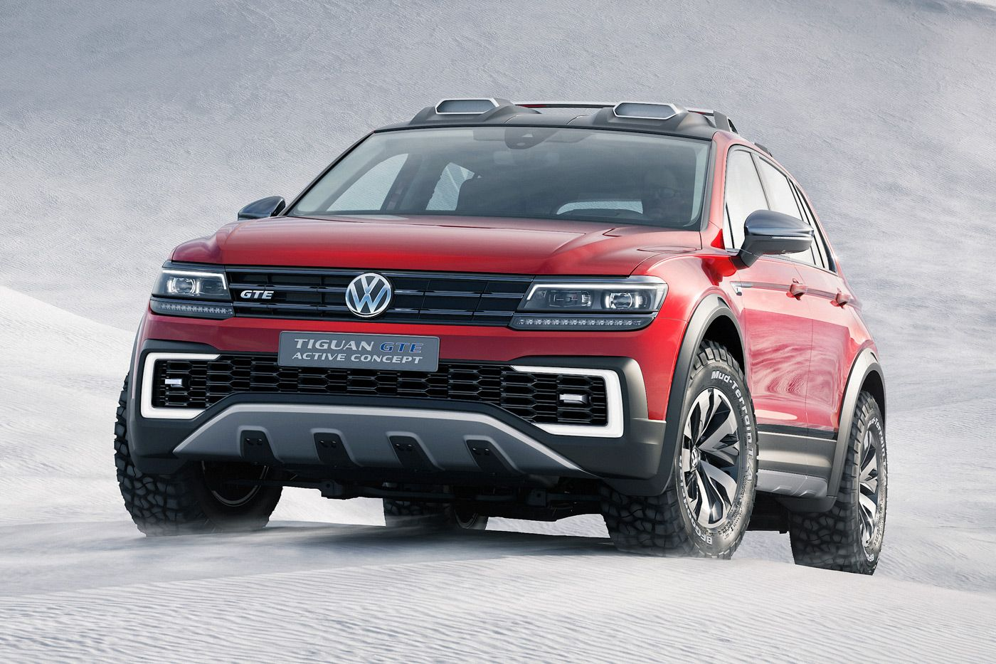 Vw S Latest Plug In Hybrid Is Built For Off Roading