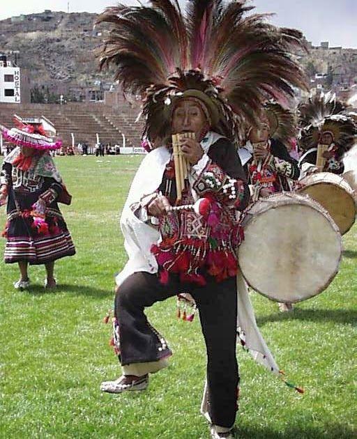 Escribe: Javier Salas Avila En la revista Puno Junto al Misti    El ayarachi es una forma de musical autóctona del antiguo Perú que aun en ...