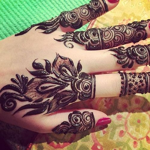 110 Latest Simple Arabic Mehndi Designs 2019 Design Mehndi