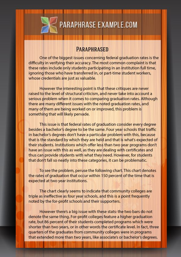 Paraphrasing Service School Resource Student Sample Resume Best Program