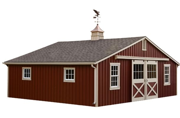 Amish Built Barns & Sheds For Sale in Oneonta NY by Amish