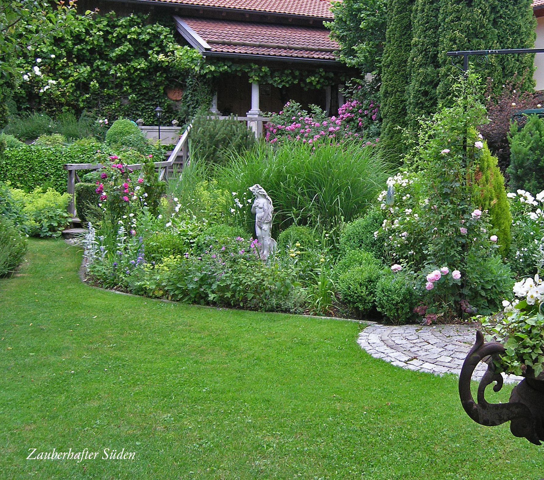 Das Susse Laissez Faire Des Sommers Garten Gestalten Garten Gestalten