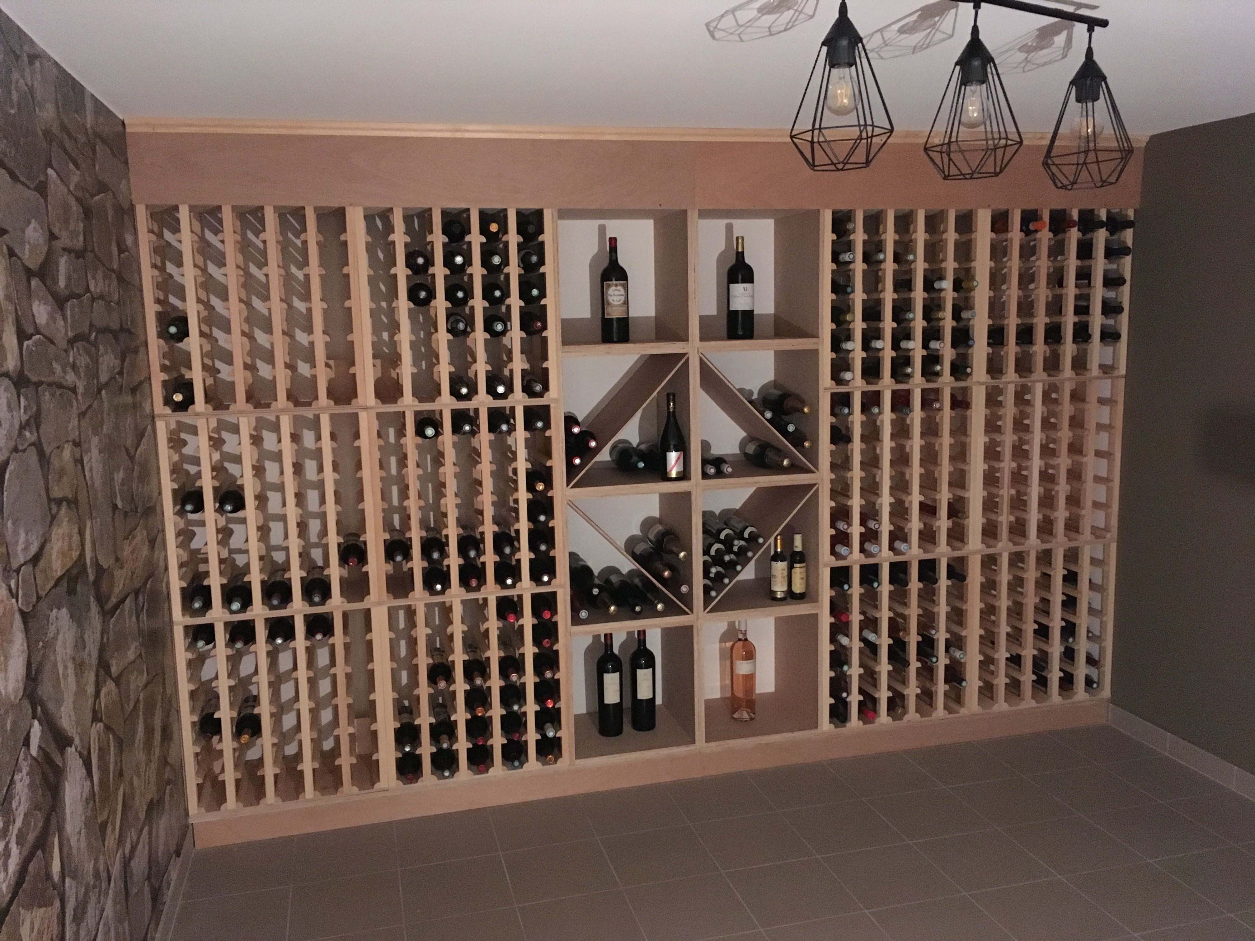 casiers pour bouteilles casier vin cave vin rangement. Black Bedroom Furniture Sets. Home Design Ideas