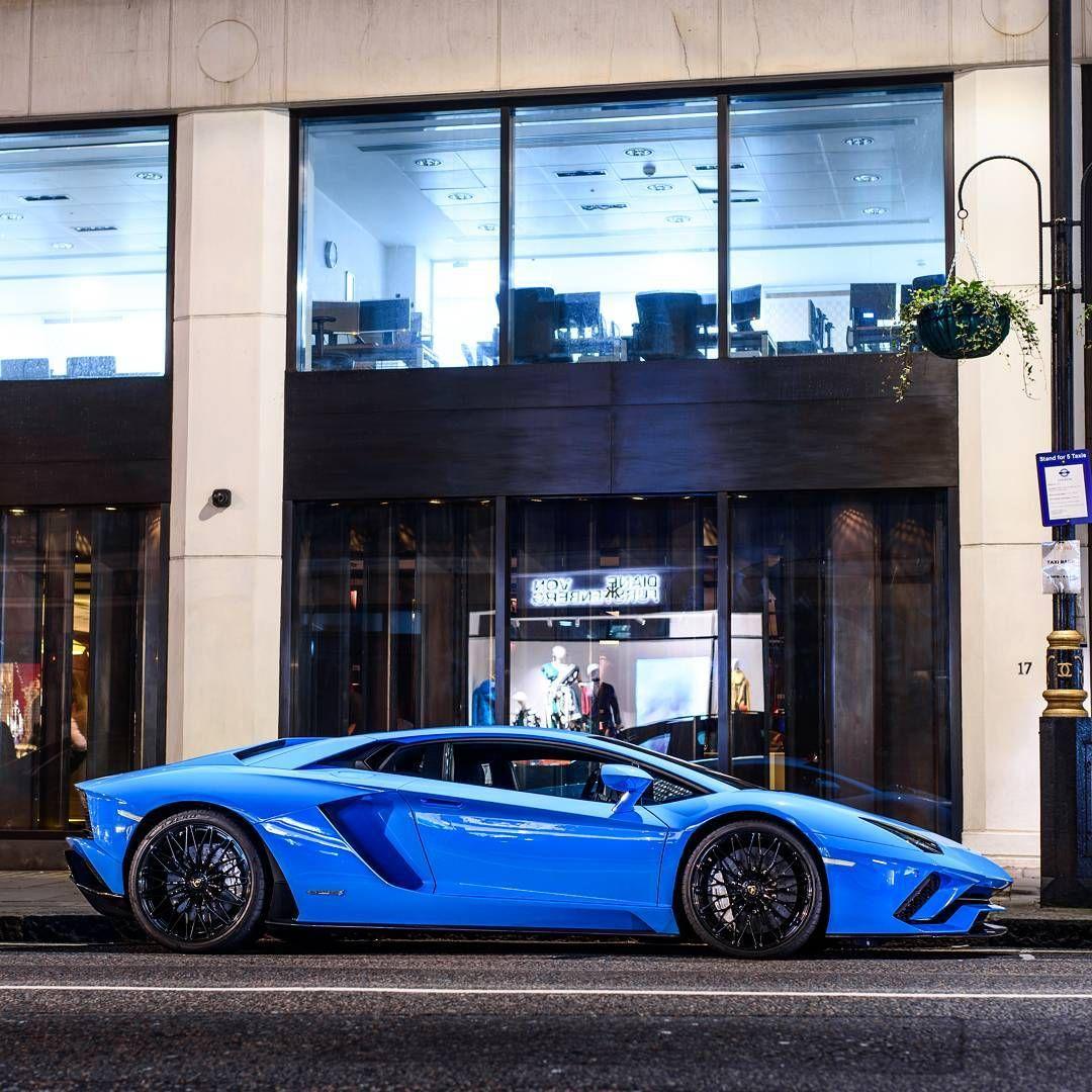 Lamborghini Aventador S By @govanamin