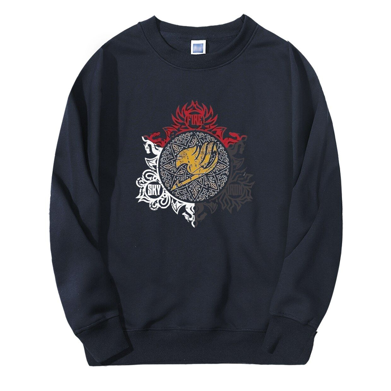 Fairy tail themed sweatshirt 8 varian in 2020 fairy