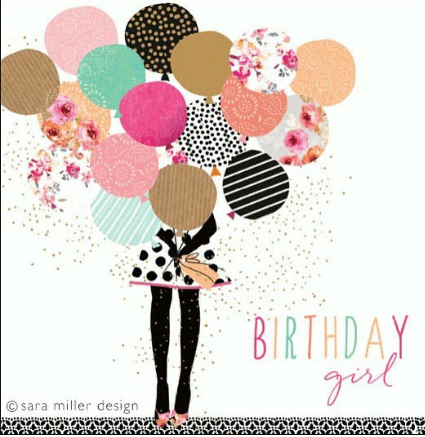 Pin by Koyo QUINONEZ on Happy Bday Birthday wishes girl
