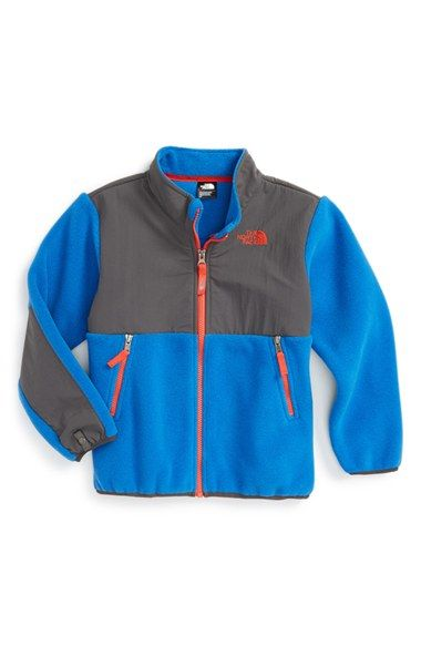 2609952f6 The+North+Face+'Denali'+Recycled+Fleece+Jacket+(Toddler+Boys+&+ ...