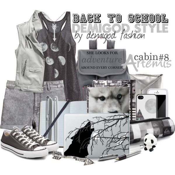 Back to school - Artemis by daughter-of-artemis-real on Polyvore featuring American Eagle Outfitters, Coach, H&M, Converse, Rebecca Minkoff, Nine West, Wet Seal, Jennifer Meyer Jewelry, Smythson and ferm LIVING