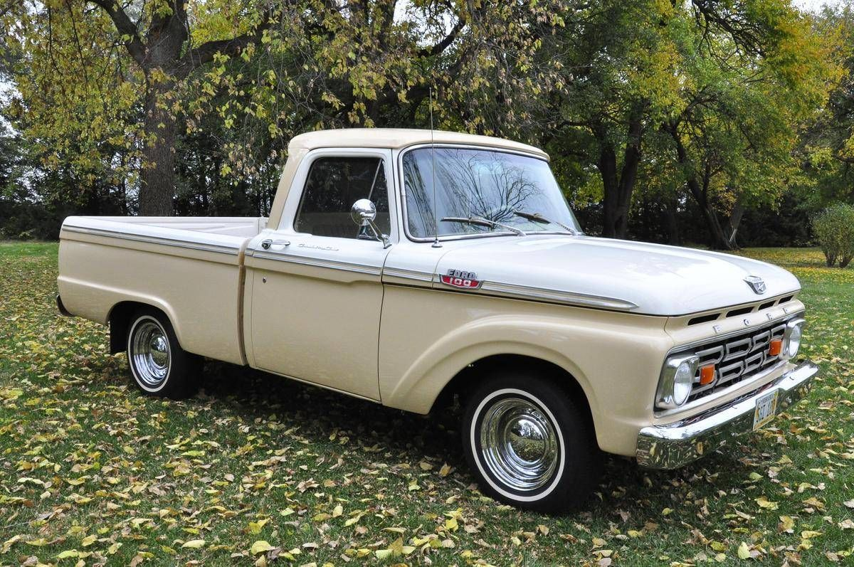 1964 Ford F100 for sale #1892001 | Hemmings Motor News