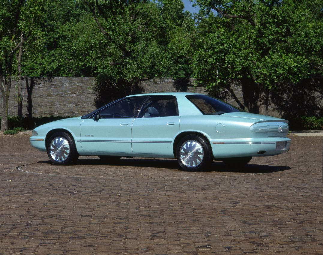 1989 buick 1989 buick park avenue essence [ 1077 x 850 Pixel ]