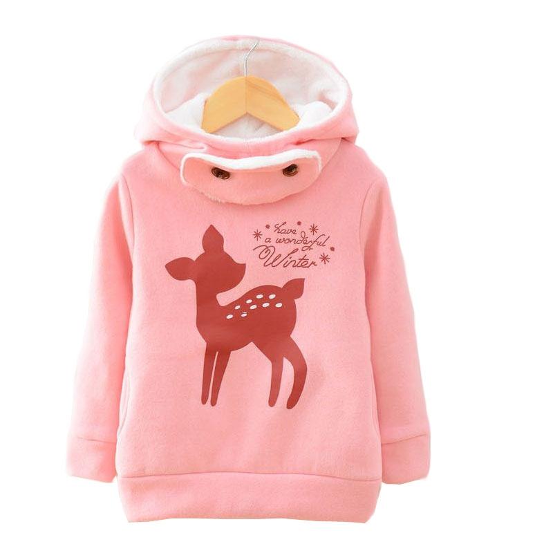 c296049c6 14.9  Buy here - V-TREE plus velvet winter children jackets cartoon ...