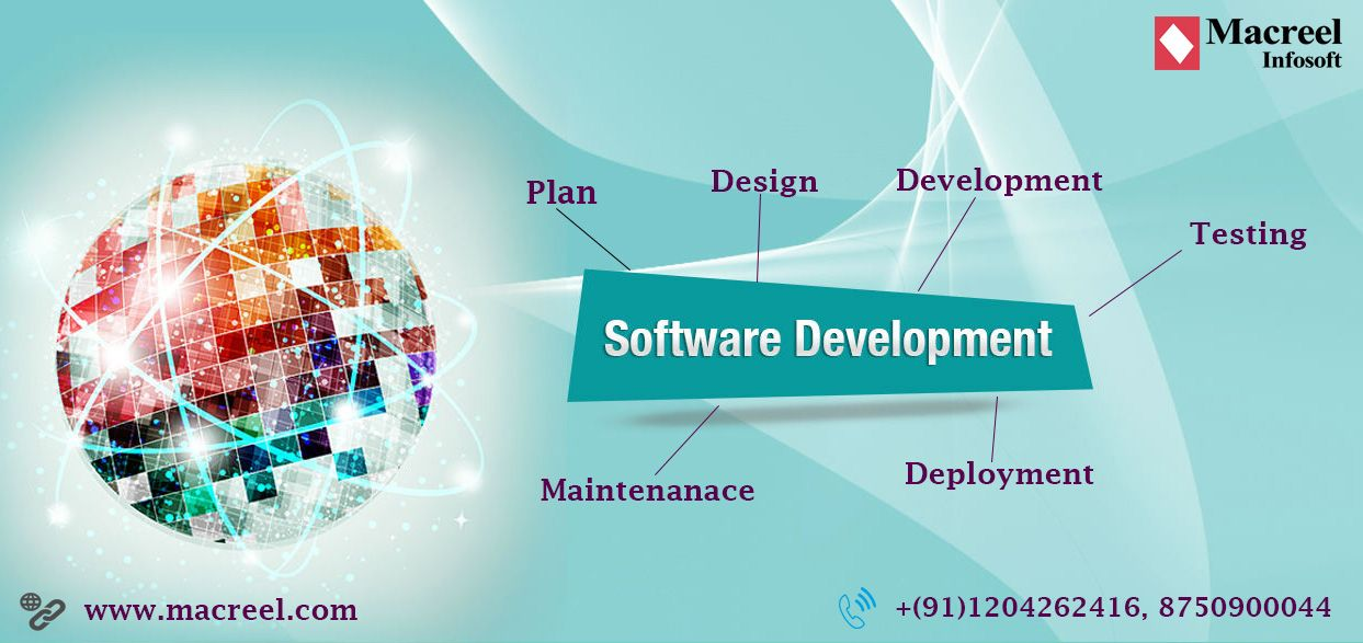 Macreel Infosoft Pvt. Ltd. is a leading IT Company that