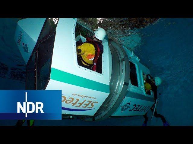 Seenotrettung Überleben auf See Wie geht das? NDR