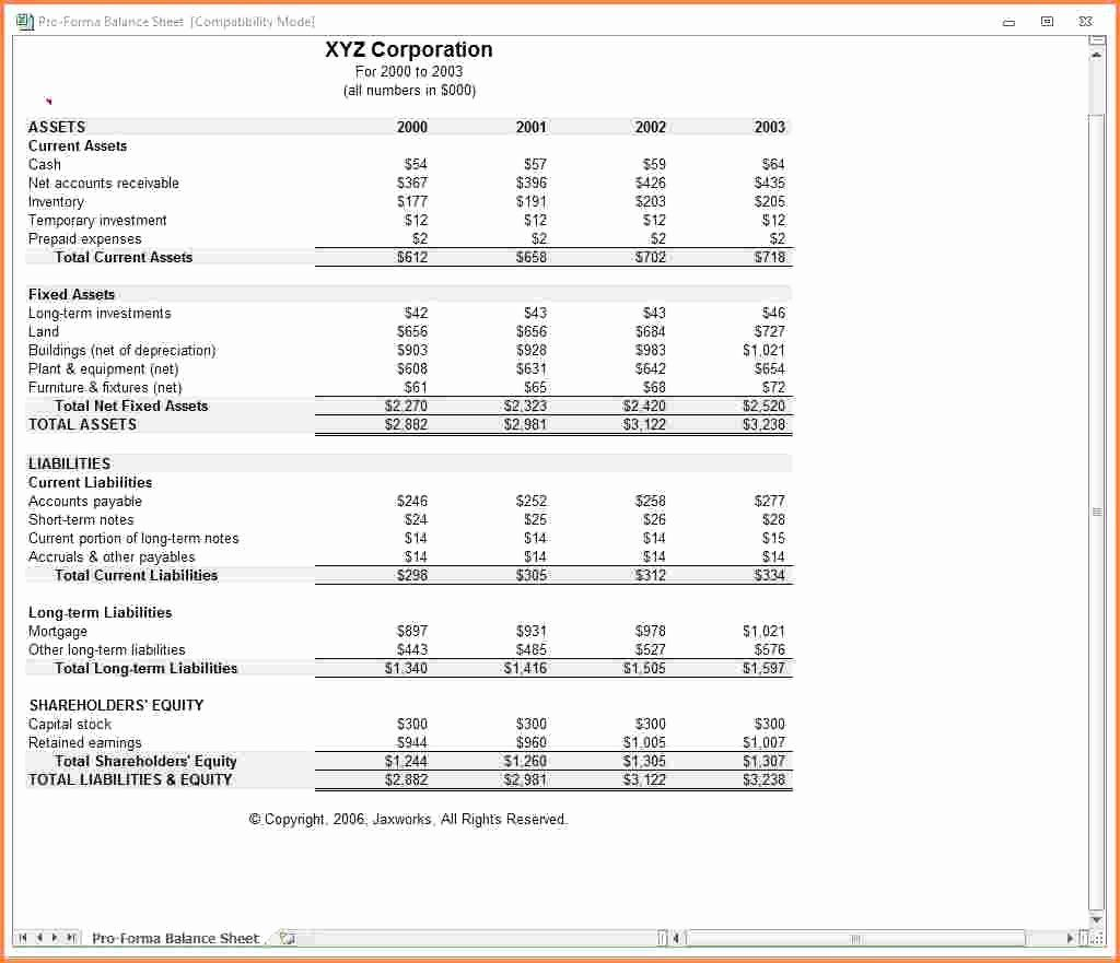 Profit And Loss Statement Template For Mac Inspirational Makeup
