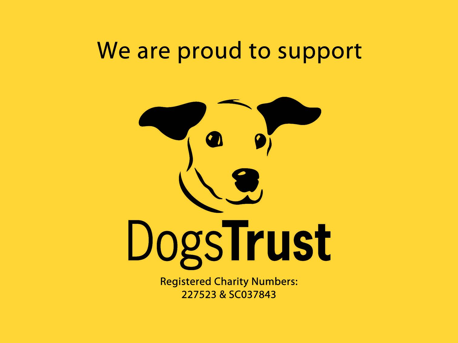 Zhoodz Is Offering Support To The Uk S Largest Dog Charity Dogs Trust By Donating 10 Of The Sale Of Their Dog Re Dogs Trust Dogs Trust Charity Dog Charities