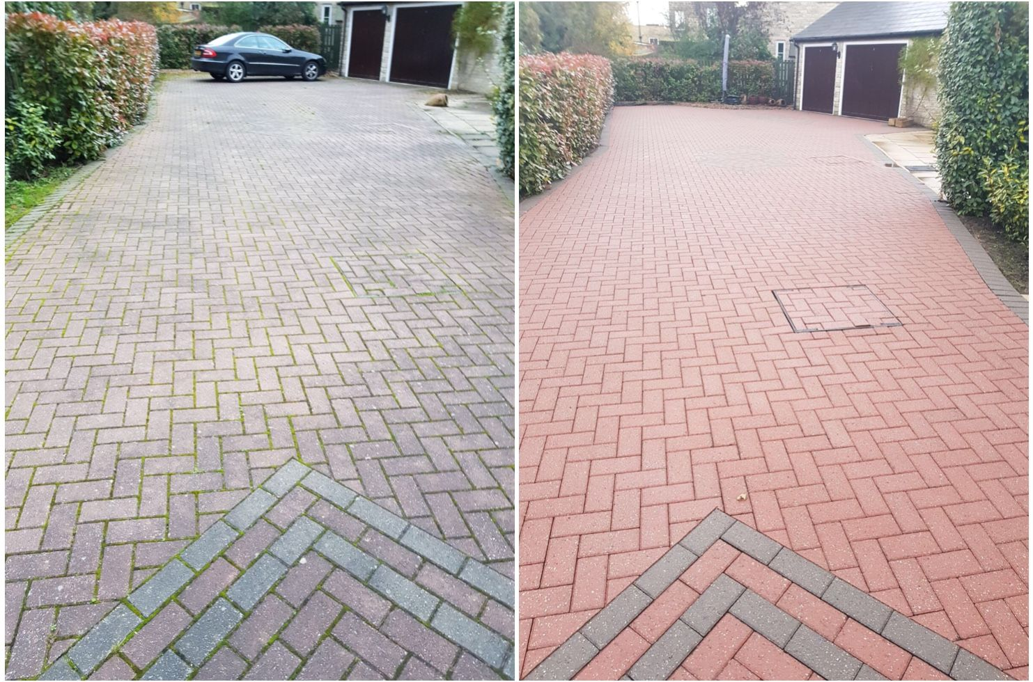 Block Paving Cleaning and Sealing Services Wetherby
