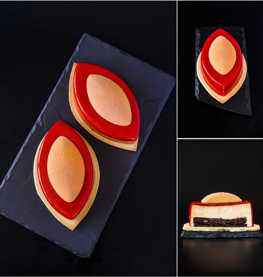 Nina tarasova mirror glaze sponge cakes pinterest - Glassa a specchio su pan di spagna ...