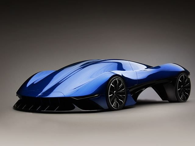 Maserati Needs To Build This Intoxicating Concept Right Now