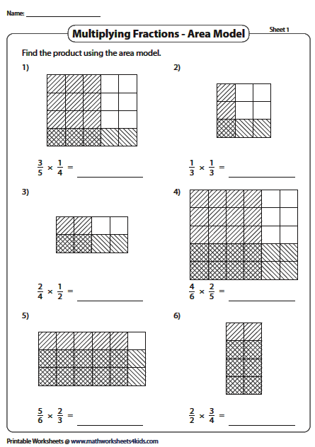 Multiplying Fractions Worksheets Multiplying Fractions, Fractions  Worksheets, Multiplying Fractions Worksheets
