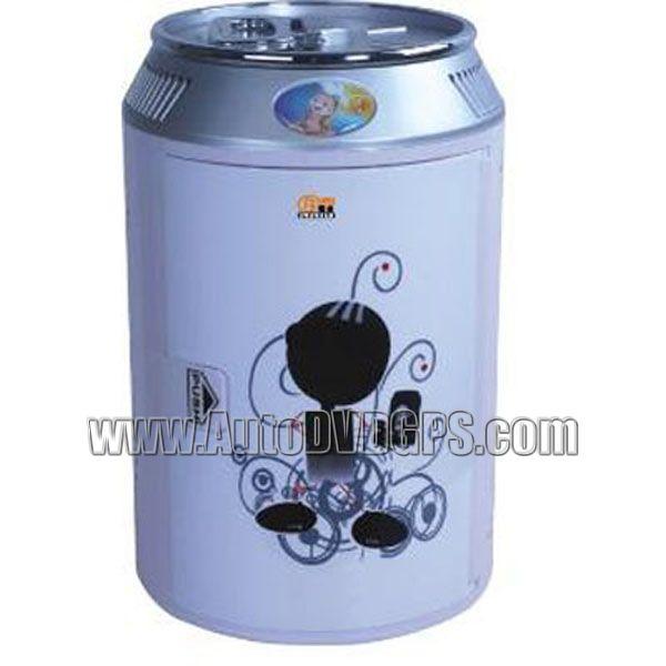 http://www.autodvdgps.com/coke-mini-car-fridge-white-red-p-1842.html Description: Mini cooler & warmer    Material: ABS   Colour: White/Red/Green   Qty/Ctn 2pcs/ctn   Giftbox Size: 32*32*49 CM   Ctn Size: (L×W×H): 66*33*51 CM   Gross Weight: 12.4 Kg/ctn   Net Weight 8.6 Kg/ctn   Product Dimension: 29*29*44    CM   Inner Size: 18.5*17.5*30 CM   Power: 60W   Capacity: 11L