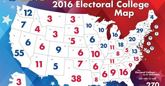 C-SPAN Offers a Free Electoral College Poster and Lesson